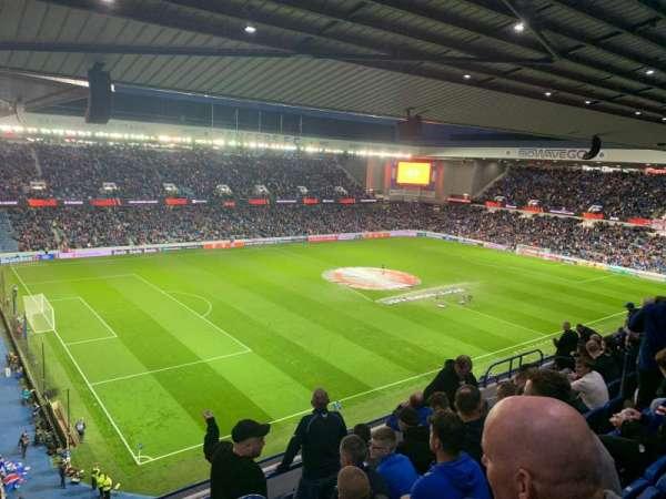 Ibrox Stadium, section: CD7, row: J, seat: 300