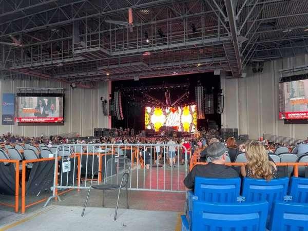 PNC Music Pavilion, section: 5, row: M, seat: 41