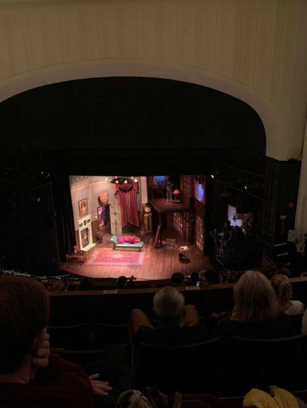 Duchess Theatre, section: Dress Circle, row: H, seat: 6