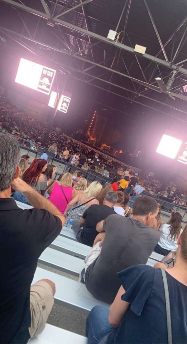 American Family Insurance Amphitheater, section: 305, row: P, seat: 23