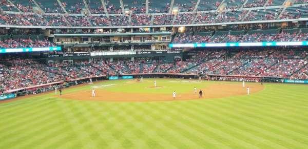 Angel Stadium, section: 247, row: C, seat: 23