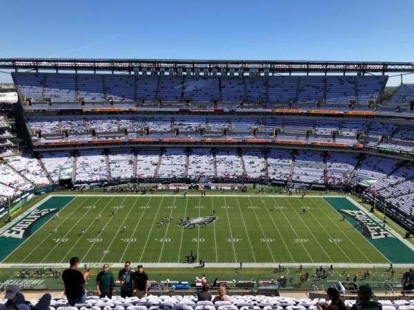 Lincoln Financial Field, section: 201, row: 20, seat: 17-18