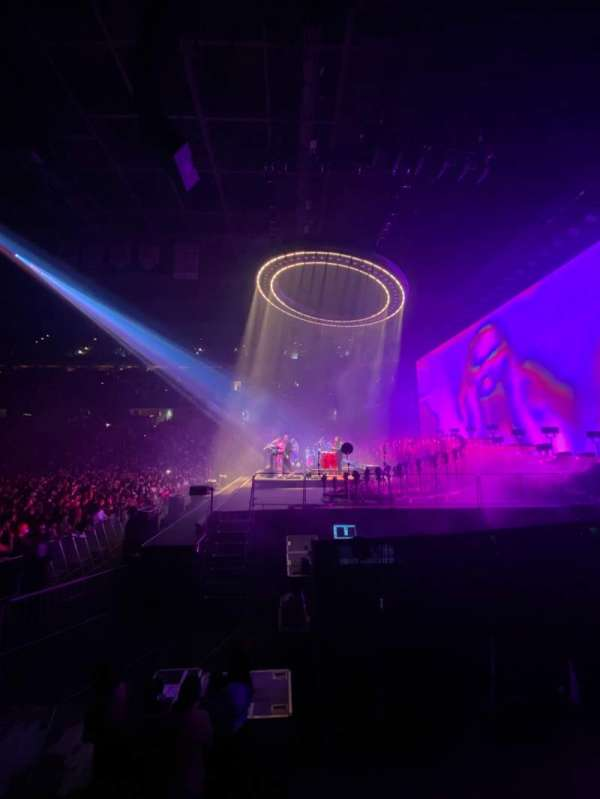 Capital One Arena, section: 113, row: G, seat: 12