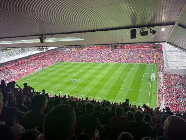 anfield, section: U9, row: 84, seat: 242
