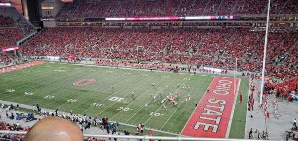 Ohio Stadium, section: 14C, row: 5, seat: 23