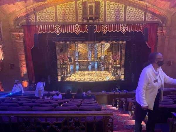 Fox Theatre (Atlanta), section: Dress Circle Left A, row: A, seat: 101