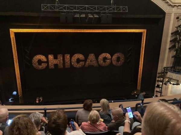 Ambassador Theatre, section: Front Mezzanine LC, row: D, seat: 105