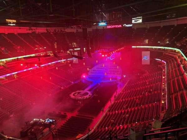 Honda Center, section: 441, row: N, seat: 3