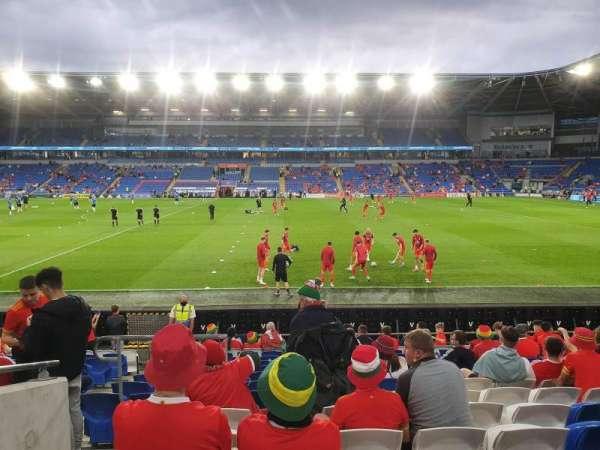 Cardiff City Stadium, section: 114, row: N, seat: 857