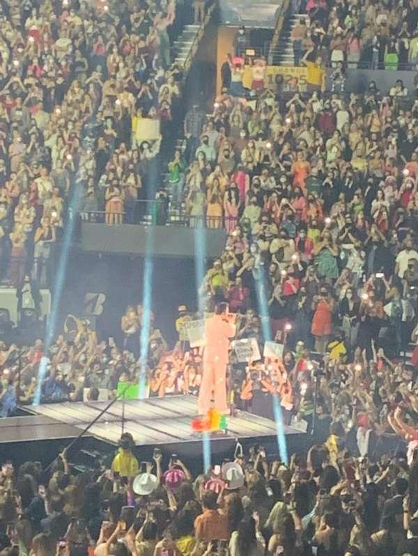 Bridgestone Arena, section: 116, row: F, seat: 11