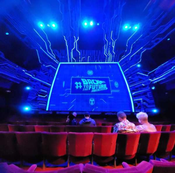 Adelphi Theatre, section: Stalls, row: E, seat: 20