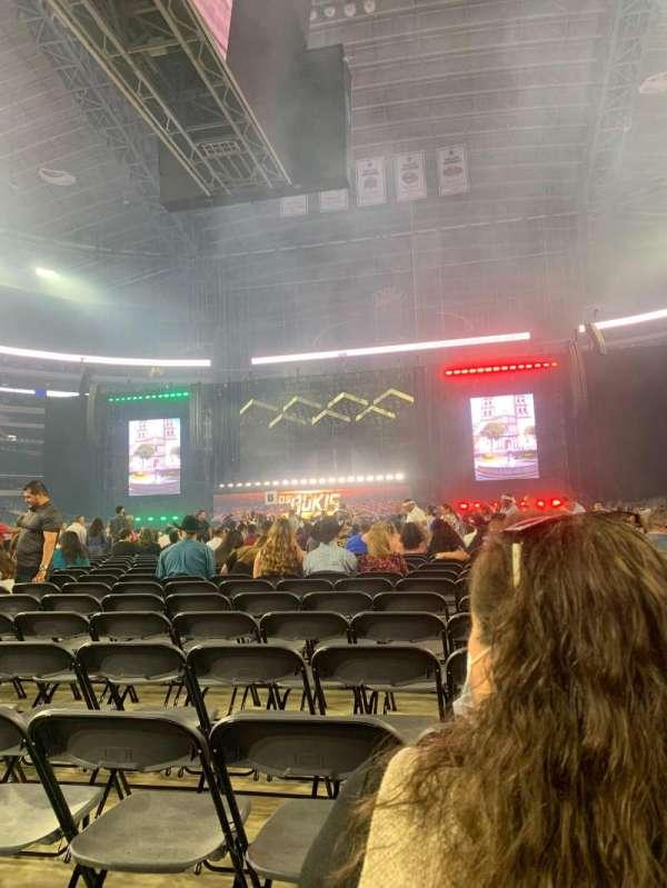 AT&T Stadium, section: Floor G, row: 22, seat: 18