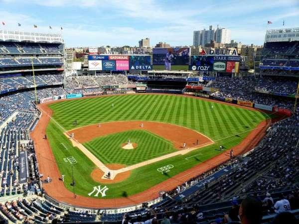 Yankee Stadium, section: 420A, row: 1, seat: 1