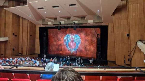 Keller Auditorium, section: 1Balc, row: B, seat: 5