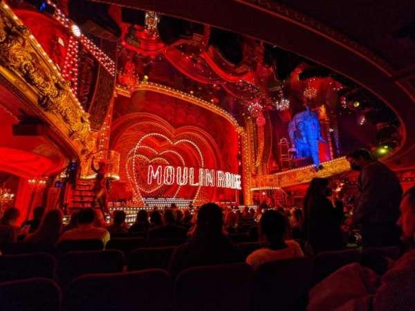 Al Hirschfeld Theatre, section: Orchestra L, row: M, seat: 11