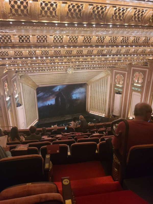 Lyric Opera House, section: Upper Balcony, row: k, seat: 630