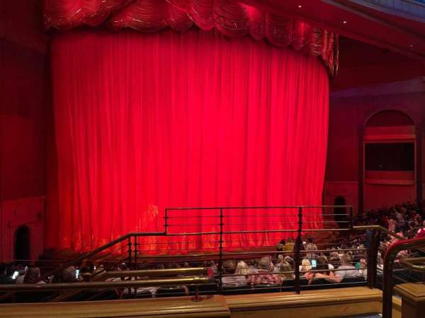 O Theatre, section: 201, row: p, seat: 8
