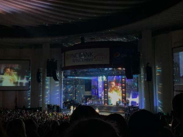 PNC Bank Arts Center, section: 301, row: H, seat: 28
