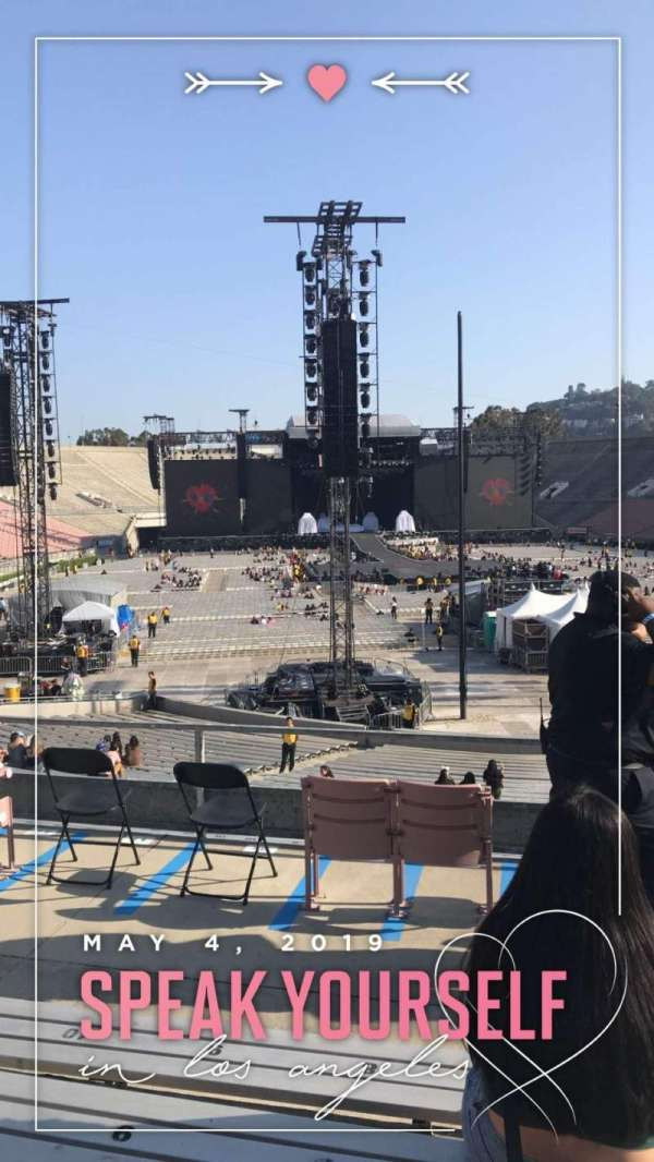Rose Bowl, section: 11-L, row: 24, seat: 8