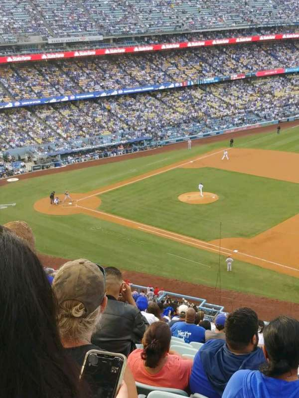 Dodger Stadium, section: 28RS, row: T, seat: 19