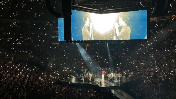 FLA Live Arena, section: 128, row: 19, seat: 11