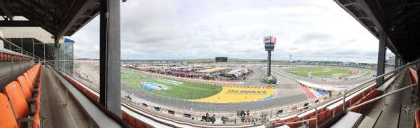 Charlotte Motor Speedway, section: New Ver G, row: 42, seat: 4