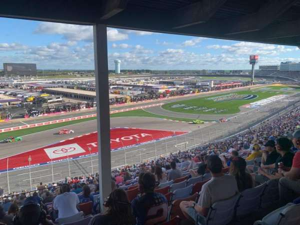 Charlotte Motor Speedway, section: Chrysler, row: 48, seat: 41