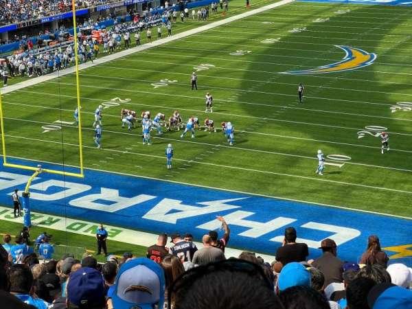 SoFi Stadium, section: 235, row: 23, seat: 6