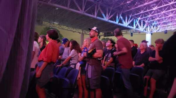 PNC Music Pavilion, section: 3, row: K, seat: 1