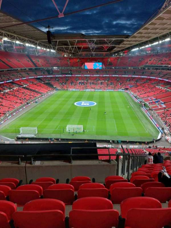 Wembley Stadium, section: 513, row: 16, seat: 367
