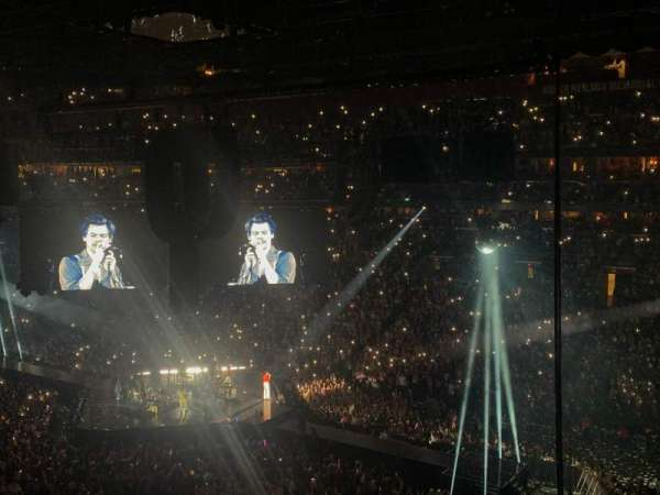 FLA Live Arena, section: CL32, row: 5, seat: 7