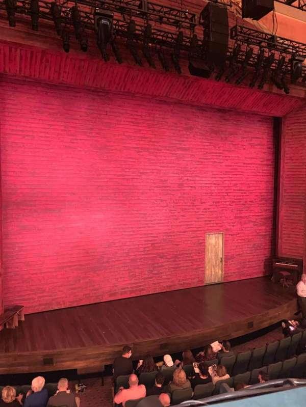 Shubert Theatre, section: Mezzanine L, row: A, seat: 5