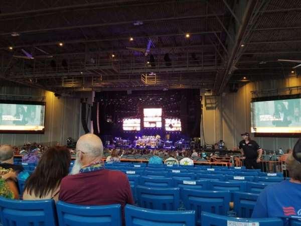 PNC Music Pavilion, section: 6, row: R, seat: 6