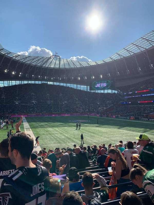 Tottenham Hotspur Stadium, section: 114, row: 17, seat: 428