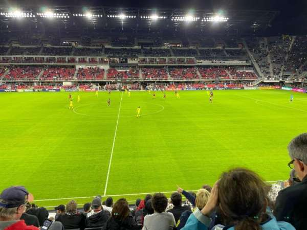 Audi Field, section: 127, row: 11, seat: 11