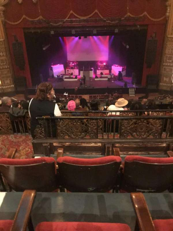 The Fabulous Fox Theatre (St. Louis), section: Lower Balcony 4, row: C, seat: 104