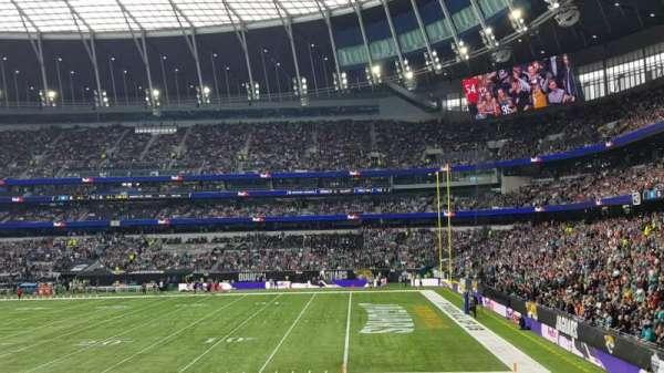 Tottenham Hotspur Stadium, section: 117, row: 22, seat: 542