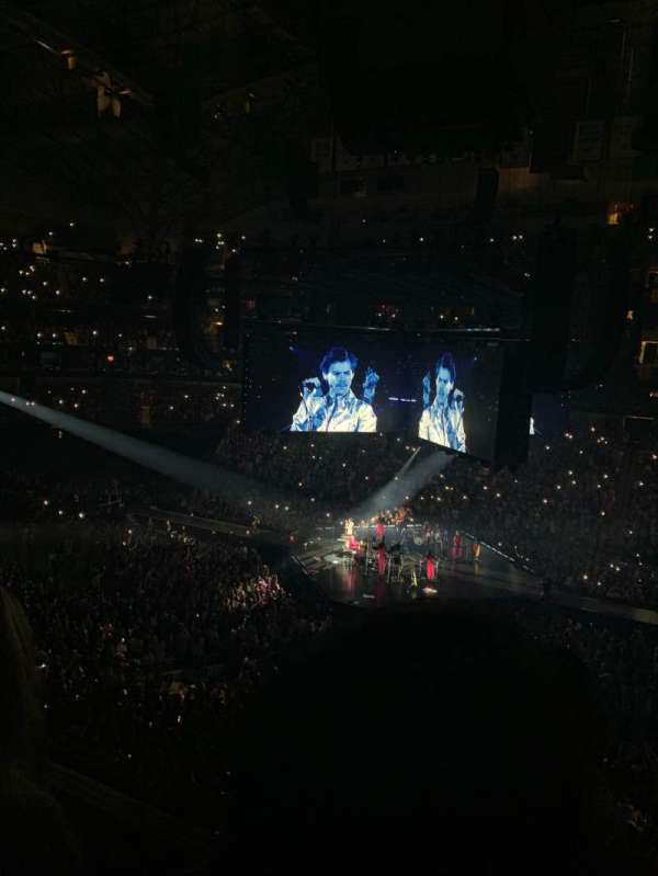 American Airlines Center, section: 216, row: 2, seat: 13