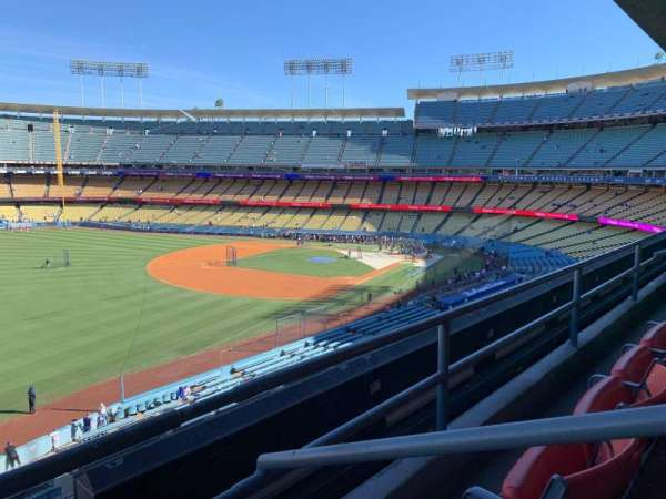 Dodger Stadium, section: 241, row: CL, seat: 2