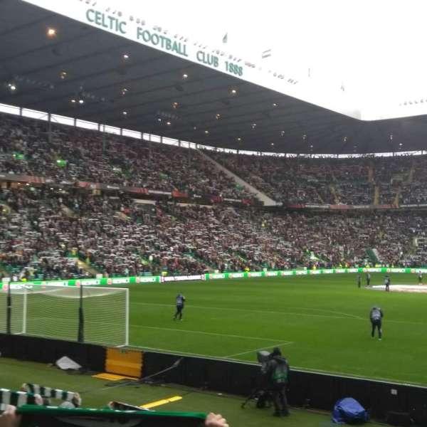 Celtic Park, section: 138, row: J, seat: 9