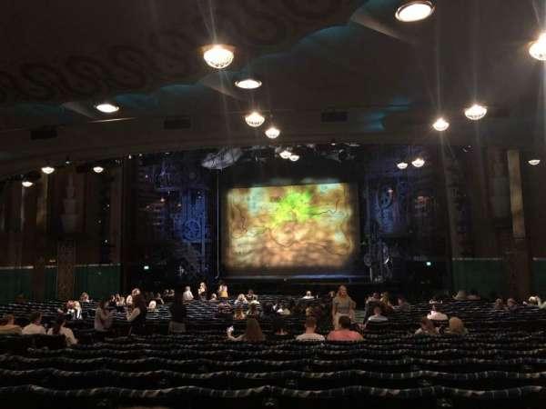 Apollo Victoria Theatre, section: Stalls, row: ZD, seat: 15