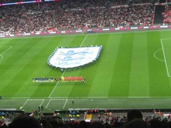 Wembley Stadium, section: 551, row: 25, seat: 332
