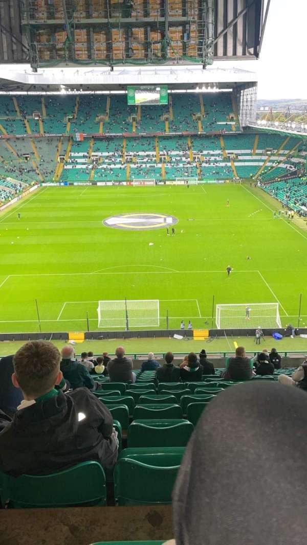 Celtic Park, section: 440, row: R, seat: 3