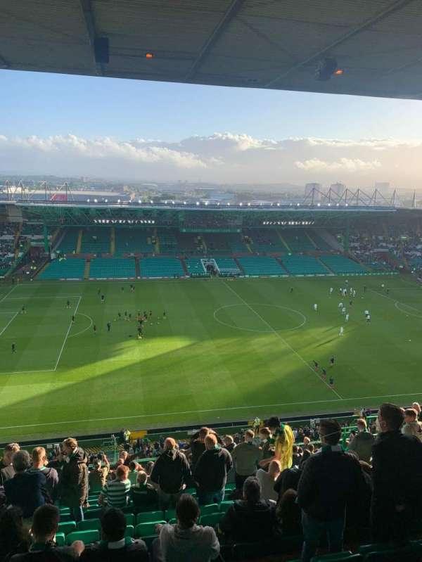 Celtic Park, section: 407, row: R, seat: 29