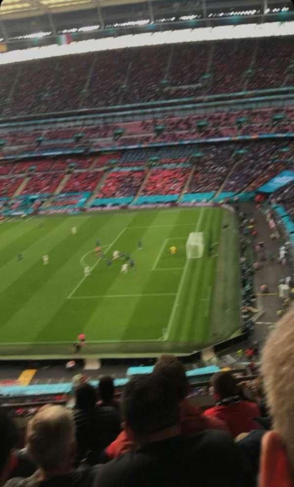 Wembley Stadium, section: 523