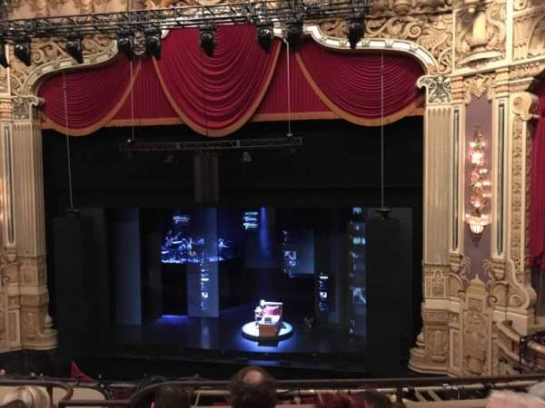 James M. Nederlander Theatre, section: LOGE RC, row: D, seat: 330