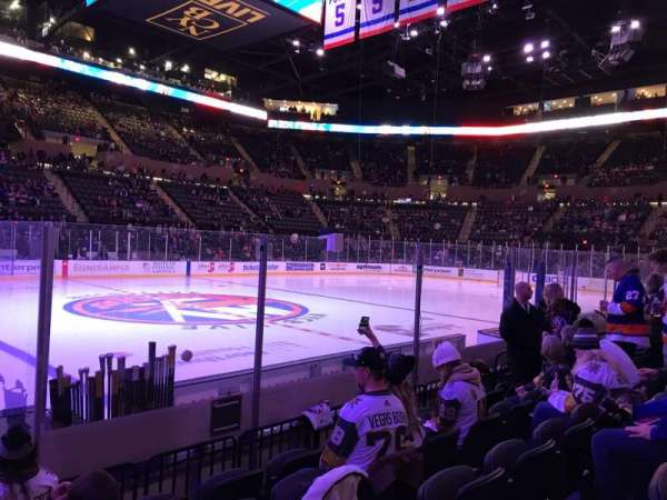 Nassau Veterans Memorial Coliseum, section: 18, row: 6, seat: 12