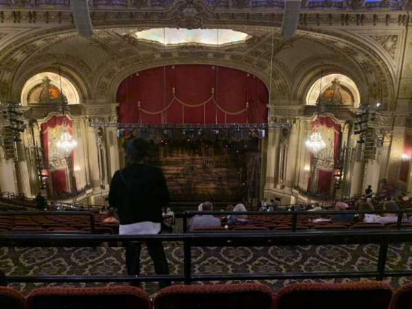 Citizens Bank Opera House, section: Balcony C, row: R, seat: 105