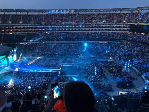 MetLife Stadium, section: 338, row: 16, seat: 1
