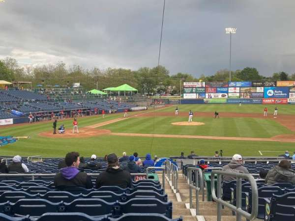 Arm & Hammer Park, section: 205, row: T, seat: 16